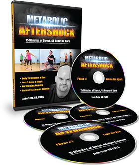Metabolic Aftershock Review – Does Jade Teta's DVD Workout Really Work?