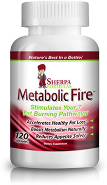 Metabolic Fire Reviews – Is the Sherpa Formulas Weight Loss Pill Effective?