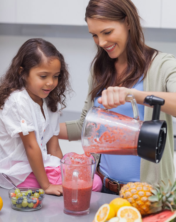 How To Make Healthy Smoothies Kids Will Actually Drink