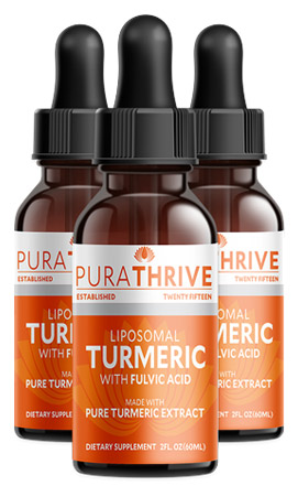PuraTHRIVE Turmeric Review – Is The Liposomal Organic Extract Worth Buying?