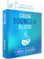 Grow Younger Blood Cover